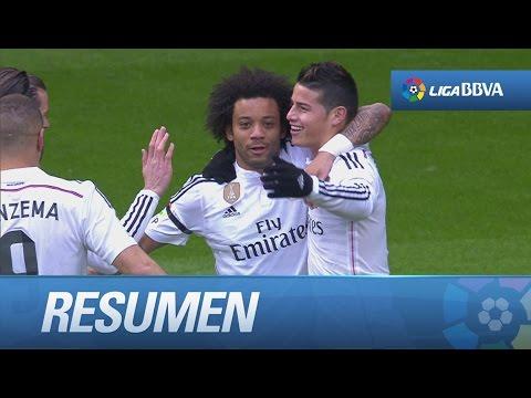 El Real Madrid sigue imparable y más líder que nunca