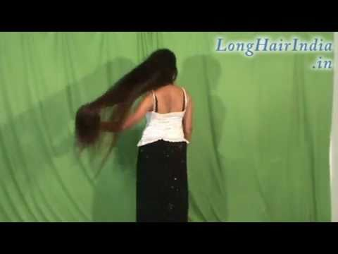 Knee Length Long Hair Romantic Play video