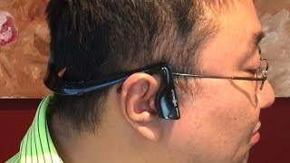 Can other people hear your Aftershokz Bluez bone conduction headphones?