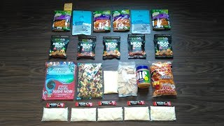 Best Backpacking Food | 5 Day Ultralight Meal Plan