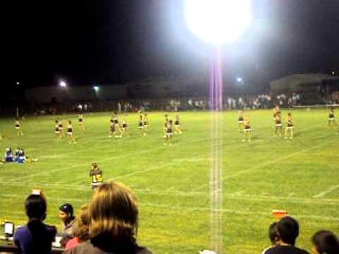 cheerleaders from williams high school