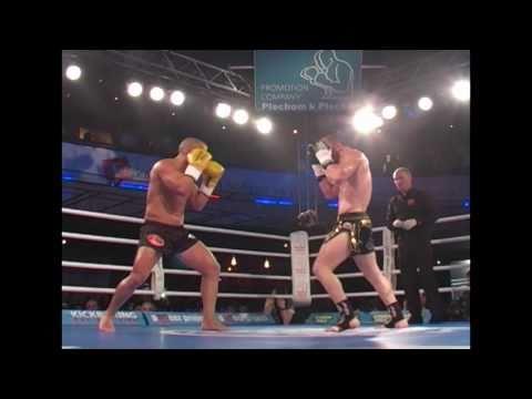 Mike Zambidis (Greece) vs Jabar Askerov (Russia). W5 GRAND PRIX K.O. 2011.