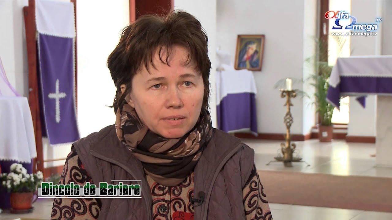 Dincolo de bariere 10.8 - Gerda Chisarau (asociatia Darul Vietii)