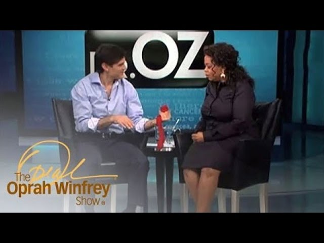 The Question Many People Are Afraid to Ask Dr. Oz - The Oprah Winfrey Show - OWN