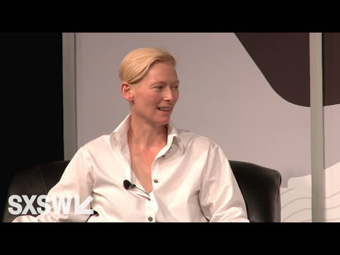 A Conversation with Tilda Swinton - SXSW Film 2014 (Full Session)