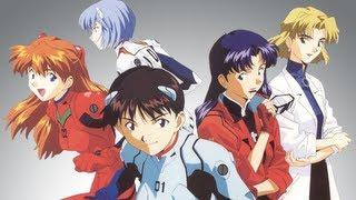 GR Anime Review: Neon Genesis Evangelion