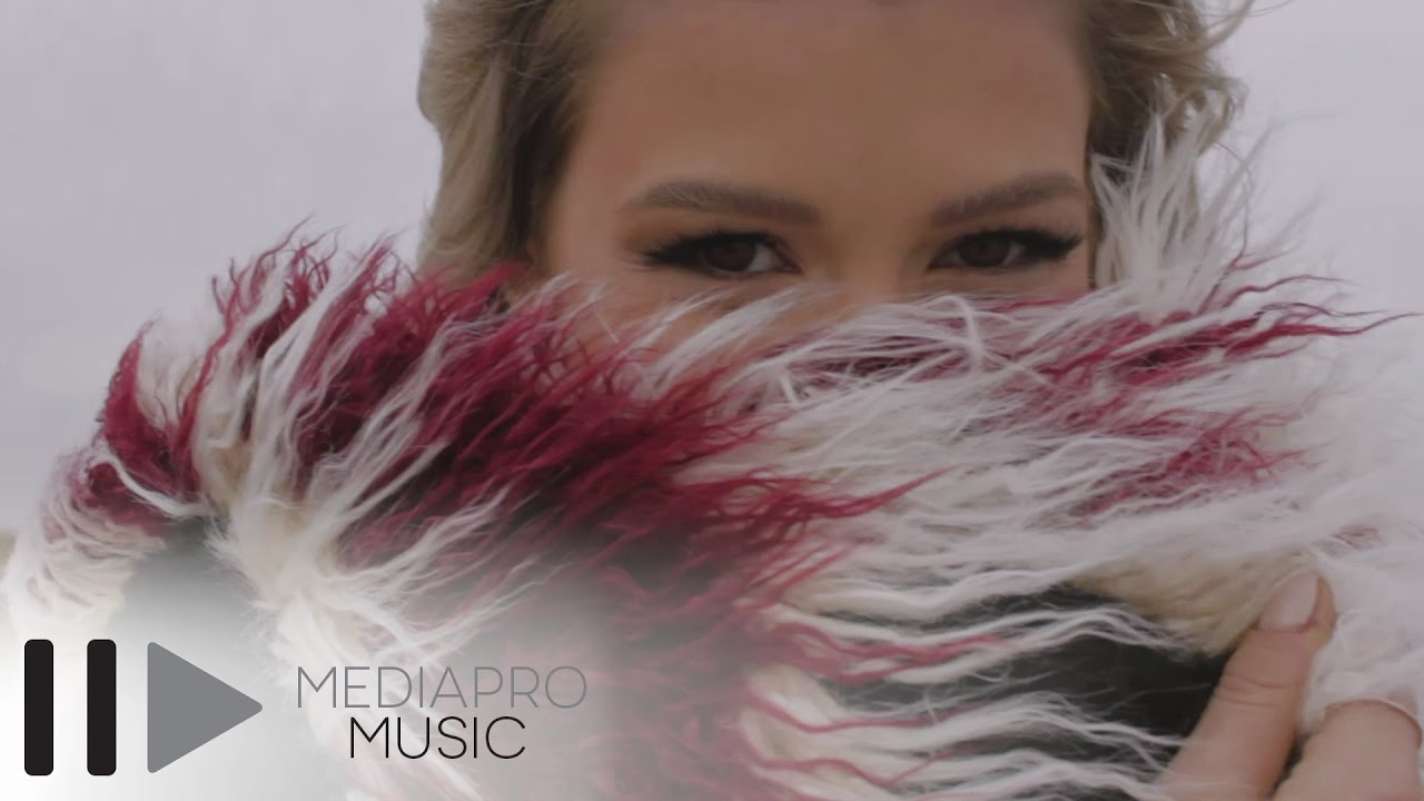 Alina Eremia - Vorbe pe dos (Making of - Day One)