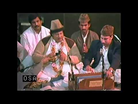 Kamli Wale Muhammad Toon Sadqe Main (Naat) - Ustad Nusrat Fateh Ali Khan - OSA Official HD Video