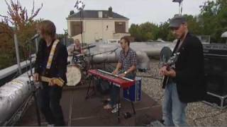 Pauw  & Witteman presents rooftop concert Bertolf - Golden Slumbers
