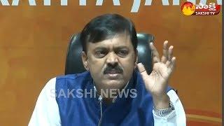 We Challenge the TDP, Challenge anybody from Andhra Pradesh: GVL Narasimha Rao