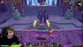 MYTHIC GARROSH MOUNT RUN- World of Warcraft: Legion