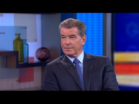 Pierce Brosnan Returns to Big Screen in 'The November Man'