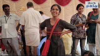 Anuradha Sriram at chennai Rising Camp | Tamil The Hindu