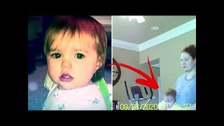 After Her Baby Acted Strangely, Mom's Secret Camera Caught This Nanny Doing The Unthinkable