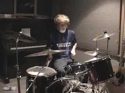 Bloc Party - The Pioneers Drum Cover