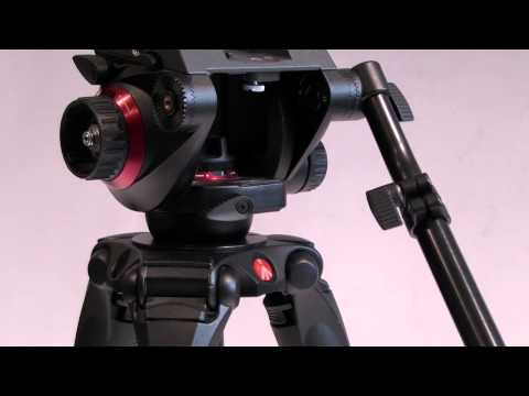 [Review]Manfrotto 504HD 536K Mldl Cf System L