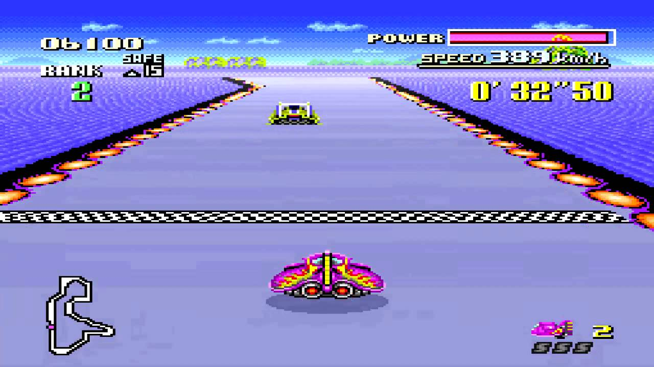 Retroplays F-ZER   F Zero Snes