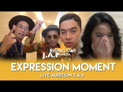 download lagu Expression Moment Live Audition 5 & 6  Rising Star Indonesia 2016 gratis