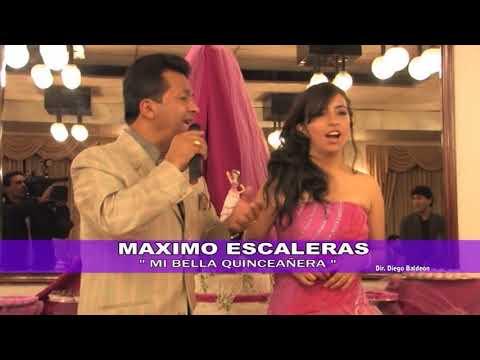 Maximo escaleras Mi bella quinceañera.mpg