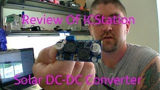 Review Of ICStation Solar DC-DC Converter
