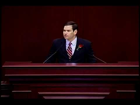 Marco Rubio on Energy and Climate Change