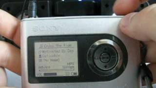 Sony Network Walkman NW-HD3