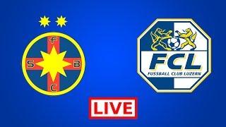 FCSB - FC Luzern 0-0