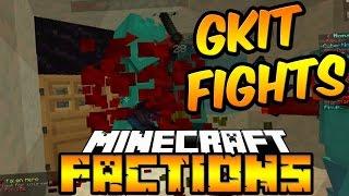 BUTCHER FALLEN HERO GKIT + GOD SWORD!! | Minecraft Cosmic PvP EP:7 Ice Planet | COSMIC FACTIONS