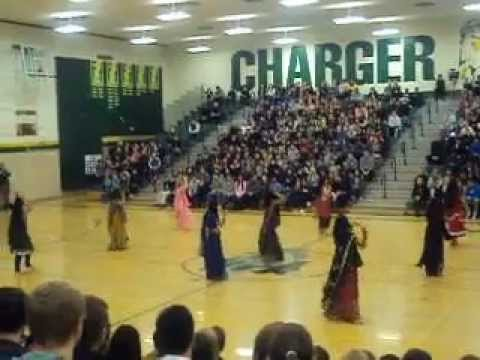 Kentridge High School MCC Bollywood 2013