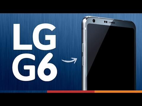 ¡FILTRADO! Todo Sobre El LG G6