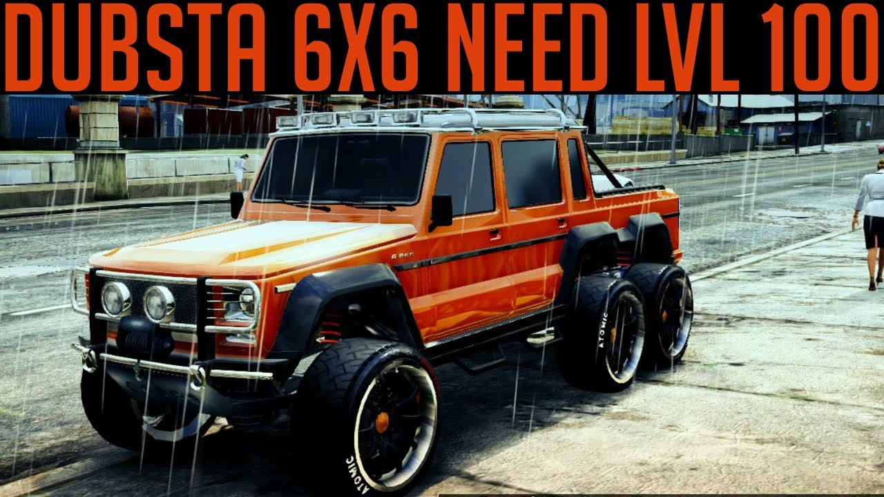 Gta Dubsta Glitch Gta 5 New Dubsta 6x6 I'm Not a
