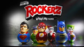 Best Toys 😎 DC Comics Rockerz Mini Collectible Figurines ⚡ Best Toys Commercials