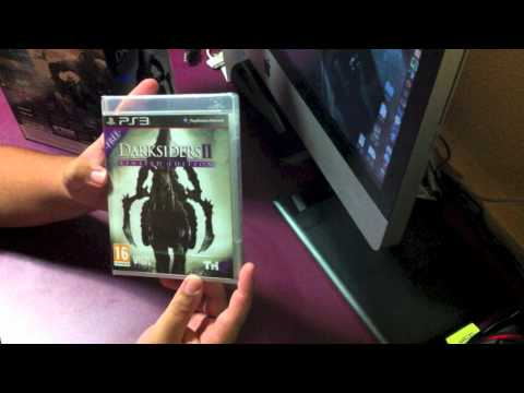 Unboxing Darksiders2 Collectors Edition