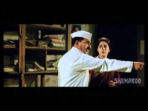 Sonali Kulkarni Lost It - Tya Ratri Paus Hota - Sayaji Shinde...