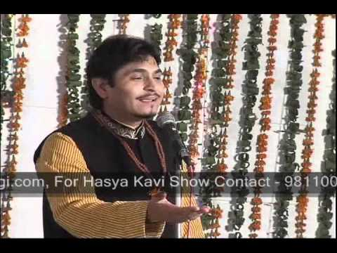 Hasya Kavi Sunil Jogi With Baba Ramdev video