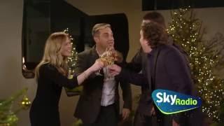 Robbie Williams- Sky Radio - Christmas Commercial 2013