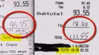 Lesbian Waitress Discriminated Against; Or Was She?