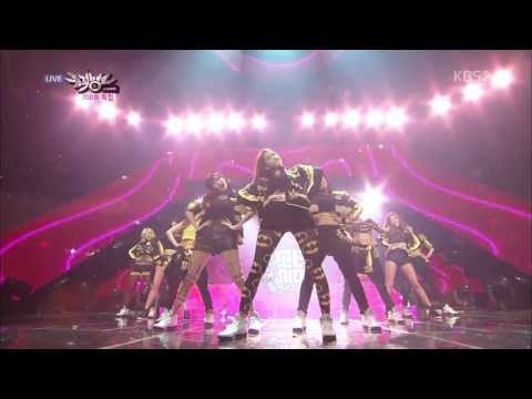 【1080p HD】130517 MusicBank SNSD - GEE, I GOT A BOY (FULL CUT)