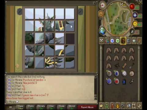 Brand New Elite Clue Scroll Runescape Puzzle Box + Loot Video