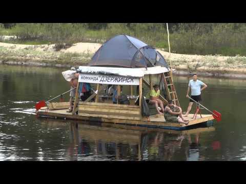 сплав по реке белая на плоту видео