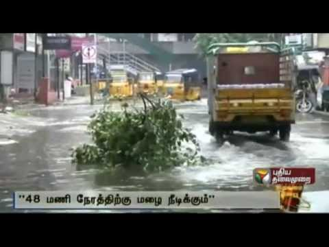 Possible for rain for the next 2 days in TN: Chennai Meteorological station
