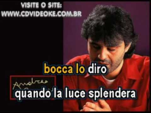 Andrea Bocelli   Nessum Dorma