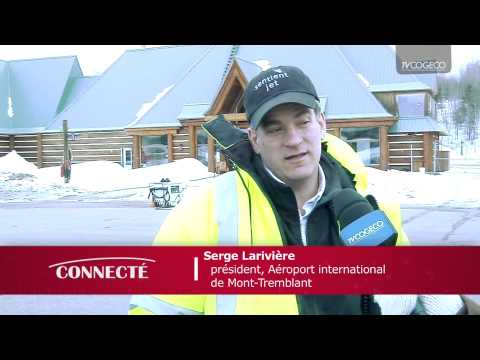 aéroport Tremblant