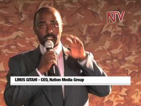 NMG Launch Rwanda Radio