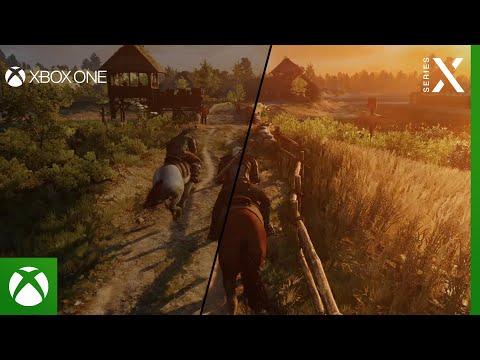 Dank Xbox Series X|S erstrahlen auch alte Spiele im neuen Glanz!