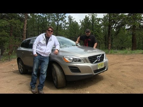 2013 Volvo XC60 T6 Off-Road Challenge & Review