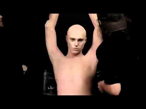 Реклама тонального крема  с Риком Zombie Boy Дженестом