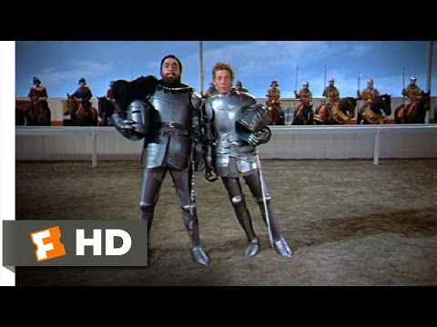 The Court Jester (8/9) Movie CLIP - The Flagon with the Dragon (1956) HD