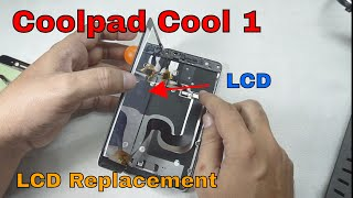 Coolpad Cool 1 LCD Replacement