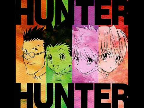 Hunter X Hunter 2011 Opening Full (Departure)
